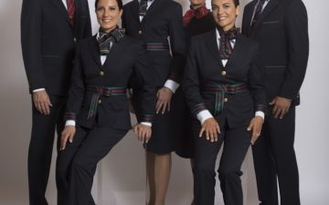 Alitalia New Uniforms 1