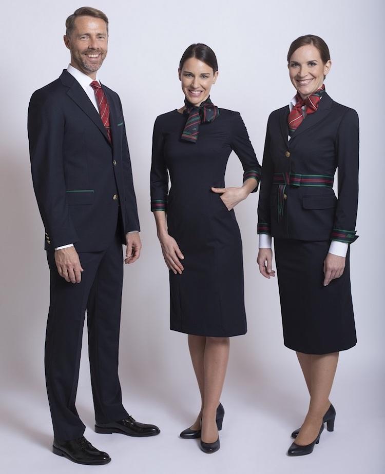 Bankrupt Alitalia Introduces New Employee Uniforms Again
