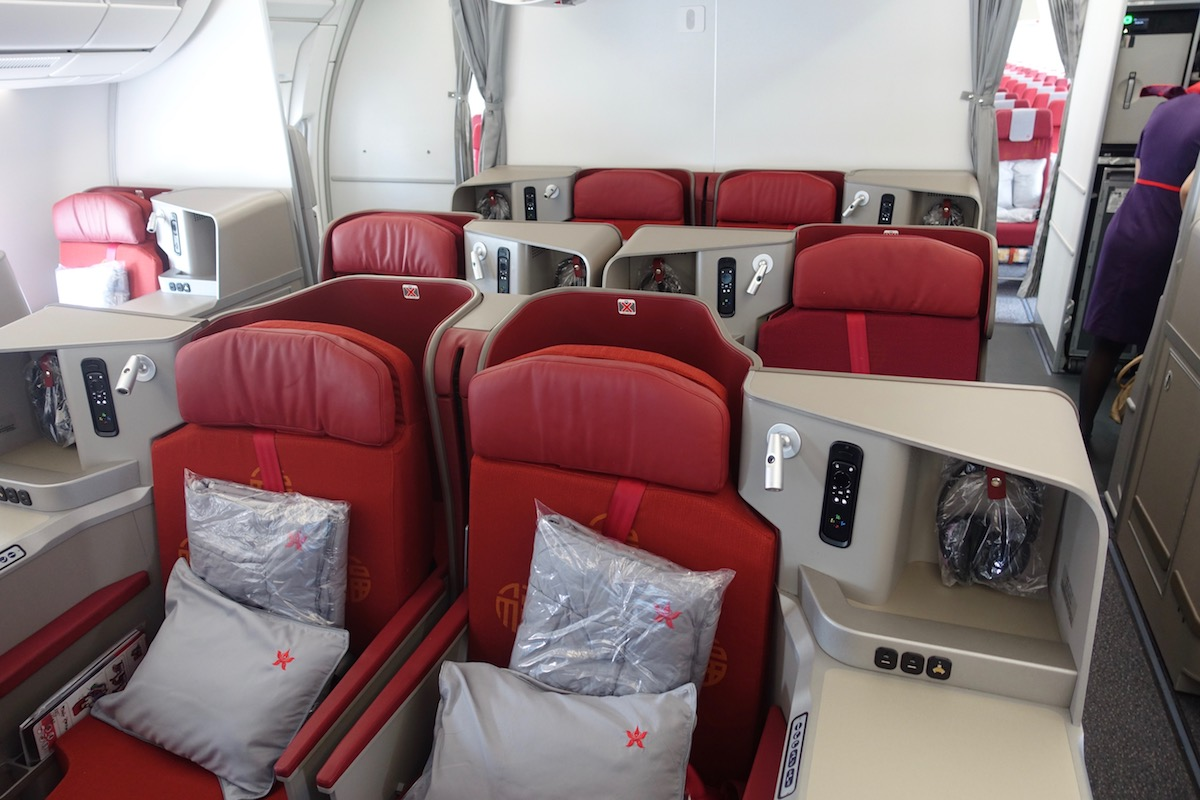 Hong Kong Airlines Cuts Inflight Service | One Mile at a Time