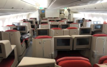 Hong Kong Airlines Business Class A350 – 3
