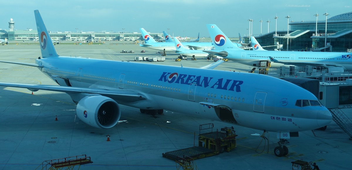 Korean Air Captain Tried To Drink During Flight, Cabin Chief Got Demoted