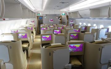 Vietnam Business Class A350 – 2