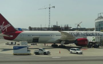 Virgin Atlantic 787