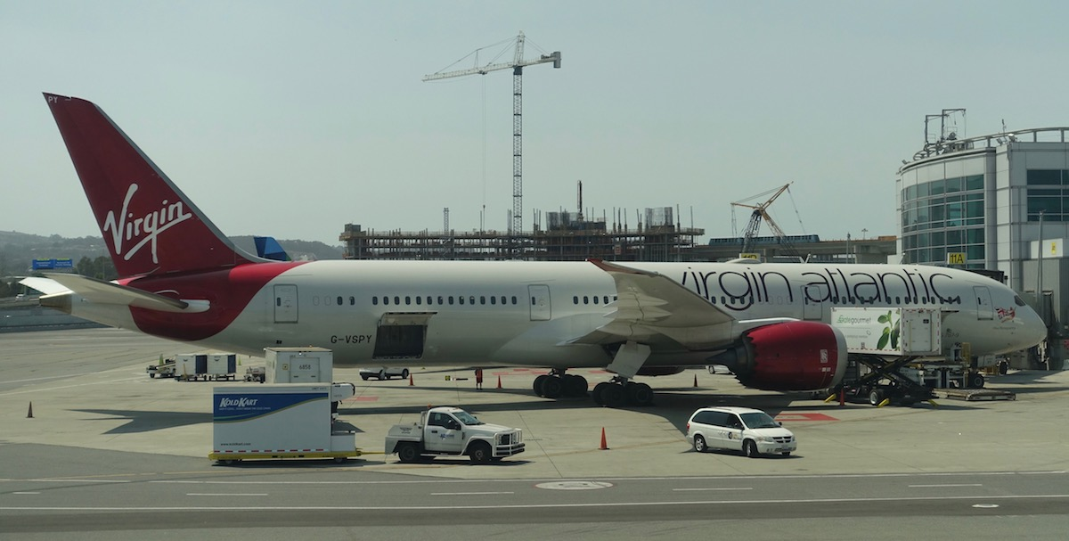 Virgin Atlantic's Mumbai Flight Now Bookable - One Mile at a Time