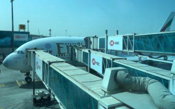 Emirates A380 First Class – 3