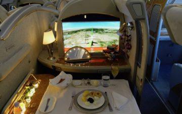 Emirates First Class A380 – 34