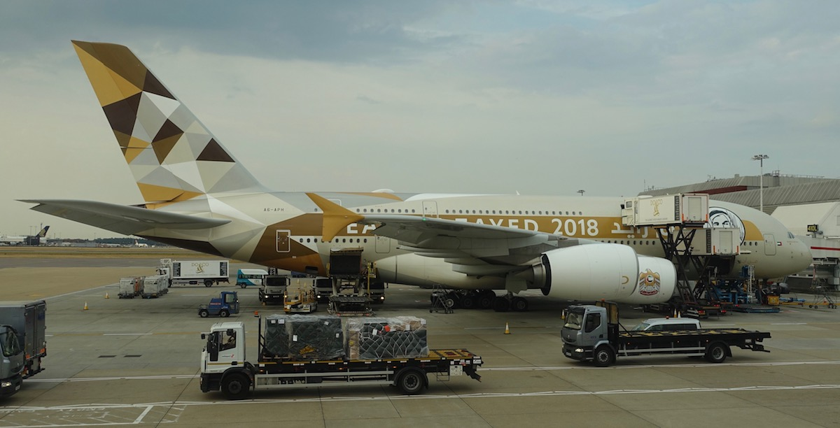 Etihad Airways Laying Off 50 Pilots This Month