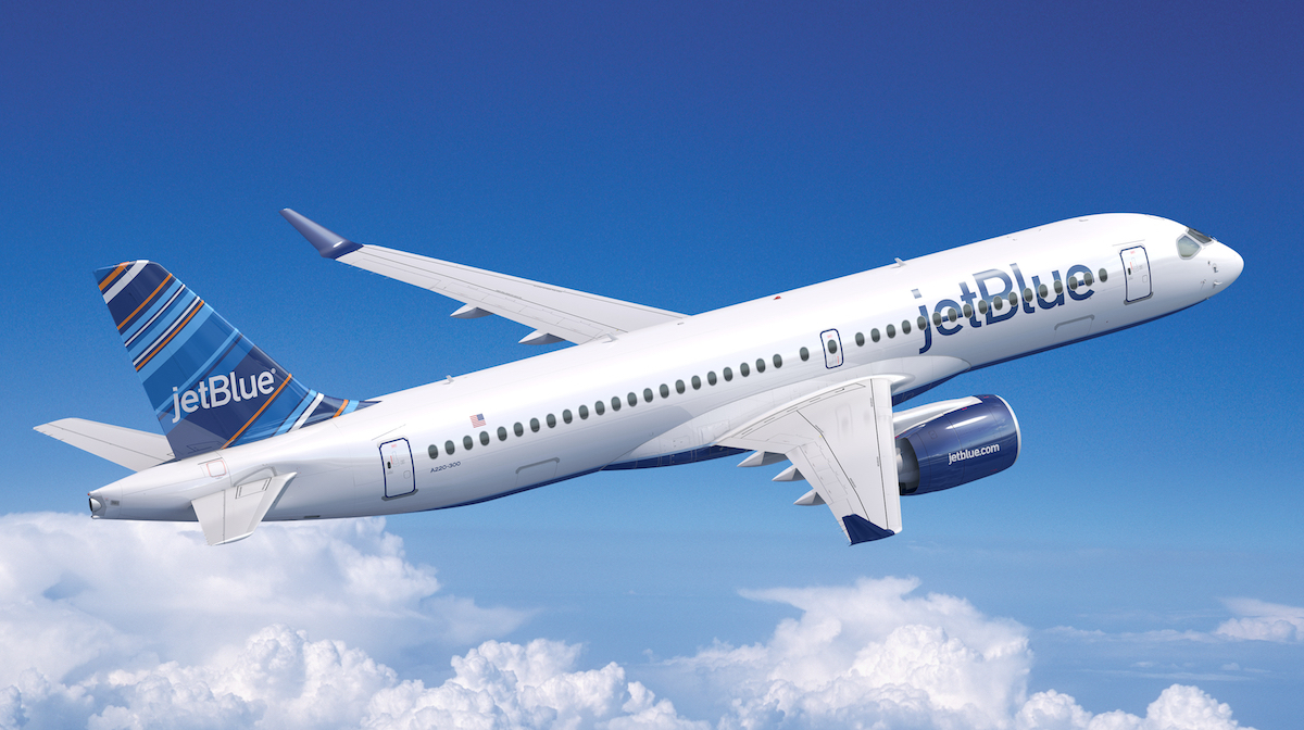 The Latest On JetBlue's A321LR Order & Europe Service | One Mile at
