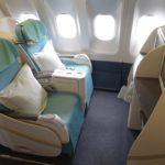 Korean Air A330 First Class – 2