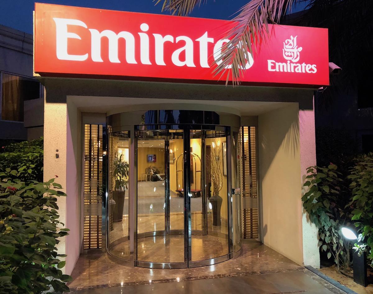 Review: Le Meridien Dubai (Emirates Dubai Connect Hotel)   One Mile