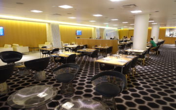 Qantas Lounge Lax – 8