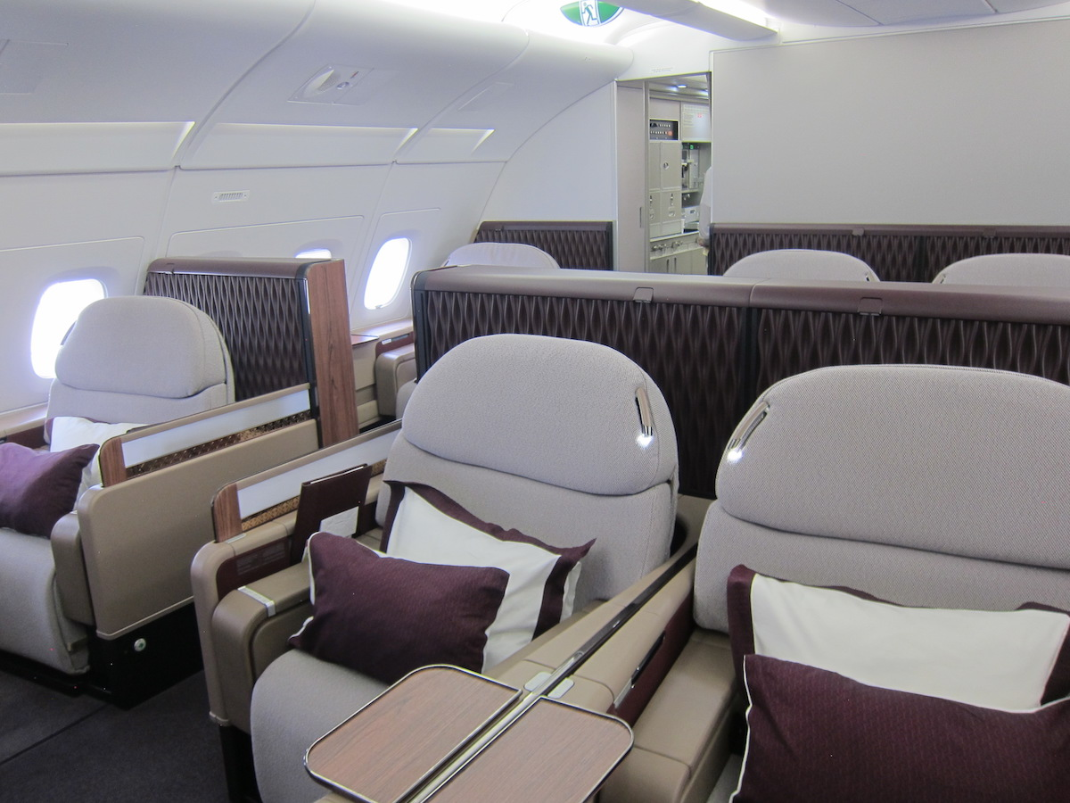 Qatar Airways Selling First Class Lounge Access Including On Award Tickets One Mile At A Time