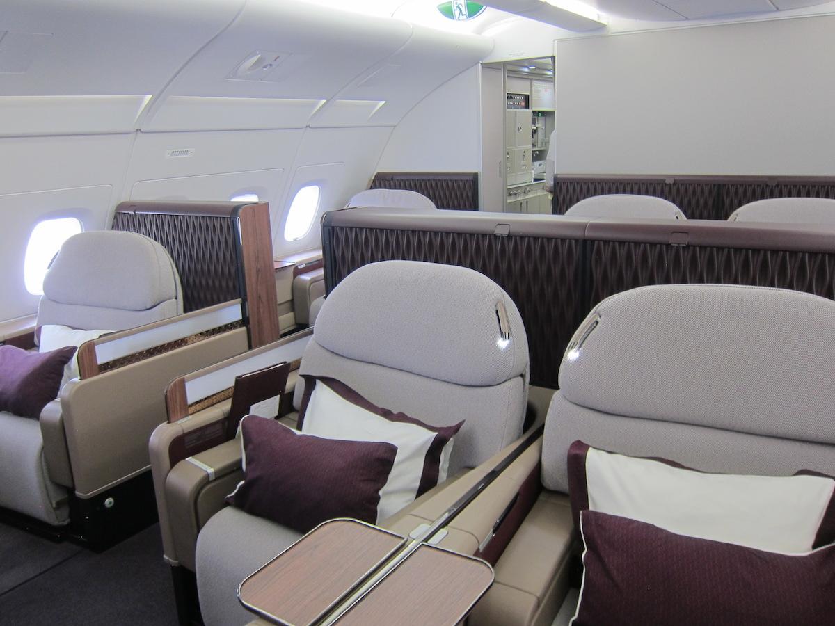 Qatar Airways Restricts A380 First Class Awards - One Mile ... Qatar Airways First Class A380