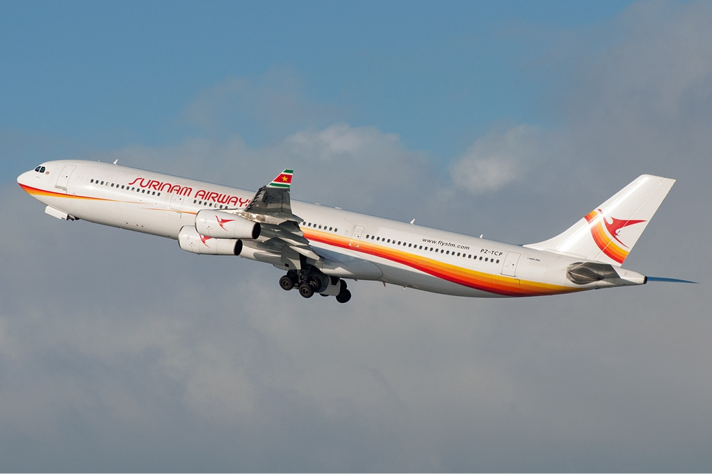 Cool: Surinam Airways Replacing A340 With 777 | One Mile at a Time
