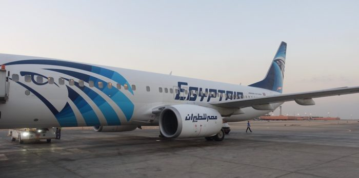 EgyptAir Brings Forward 787 Launch With Updated Destinations