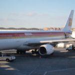 Iberia A340 600