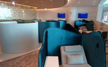 Korean Air First Class Lounge Incheon – 20