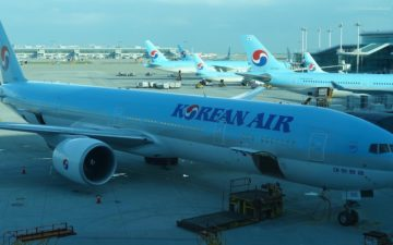 Korean Air First Class Lounge Incheon – 65