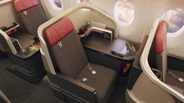 LATAM Introducing New Business Class Seats | One Mile at a Time
