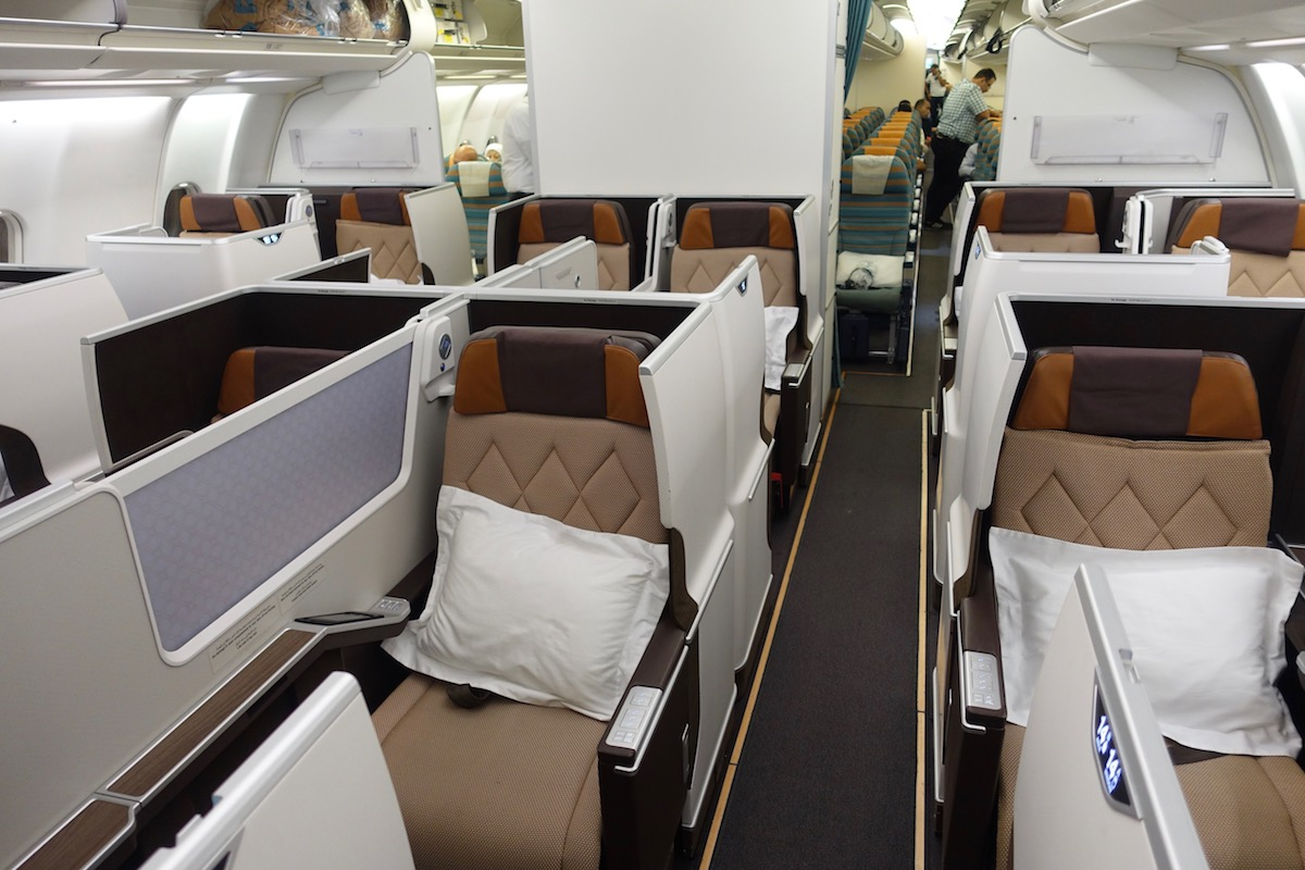 Excellent Oman Air Business Class Fares From Jakarta To ...