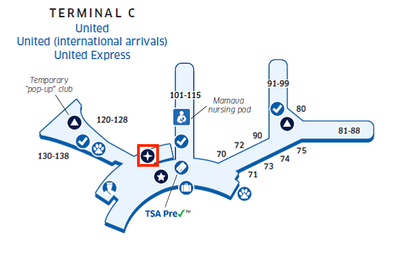 Review: United Polaris Lounge Newark Airport | One Mile at a ... on newark airport layout map, ewr airport terminal map, laguardia terminal c map, laguardia airport lga terminal map, jacksonville jax airport terminal map, laguardia airport delta terminal map, newark airport terminals airlines, newark airport arrivals map, detroit metro airport mcnamara terminal map, miami international airport terminal map, newark airport gate map, newark airport gate layout, city of newark california map, united airlines newark airport map, newark nj airport map, newark liberty airport map, newark airport parking map, newark airport concourse map, newark airport p4 map, schiphol amsterdam airport gate map,