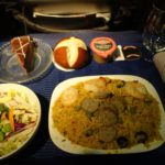 United First Class Food – 2