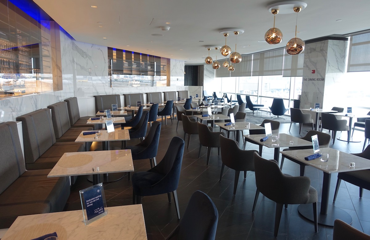 Klm Opens Paid Restaurant In Amsterdam Lounge One Mile