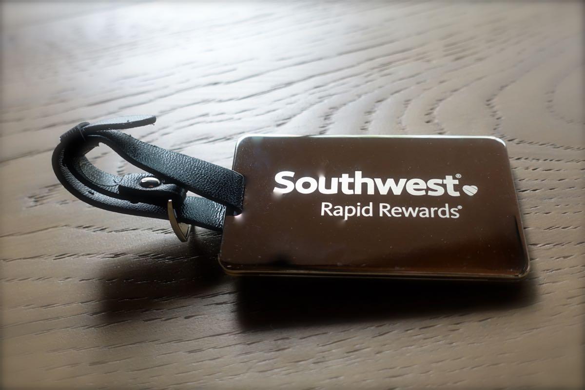 southwest rewards