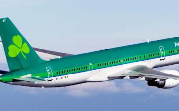 Aer Lingus Transatlantic A321lr Routes Coming Next Summer One Mile