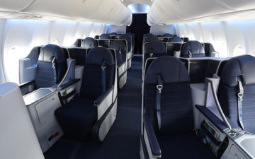 Copa Airlines New Business Class