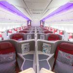 Hong Kong Airlines New Business Class 1