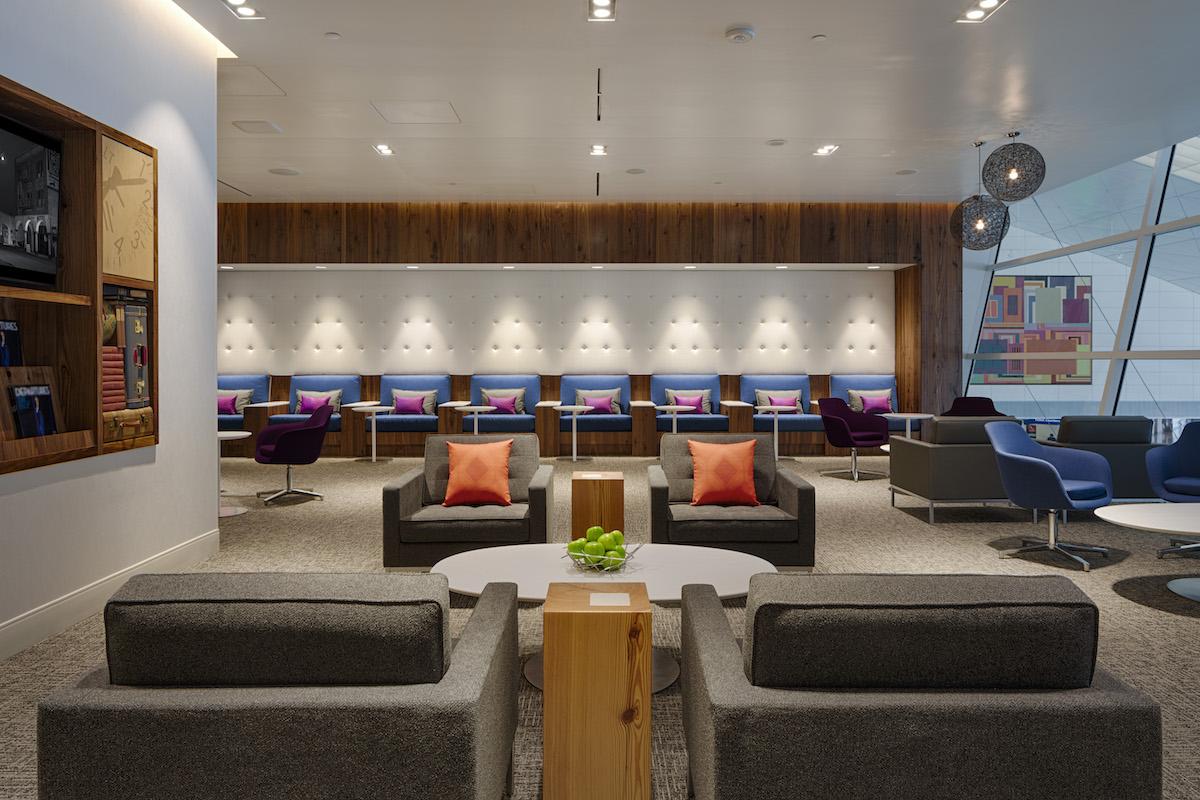 New Amex Centurion Lounge DFW 3