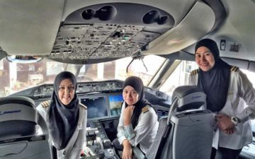 Royal Brunei Crew