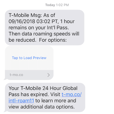 I'm Falling Out Of Love With T-Mobile | One Mile at a Time