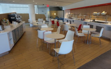 Air France Lounge Jfk