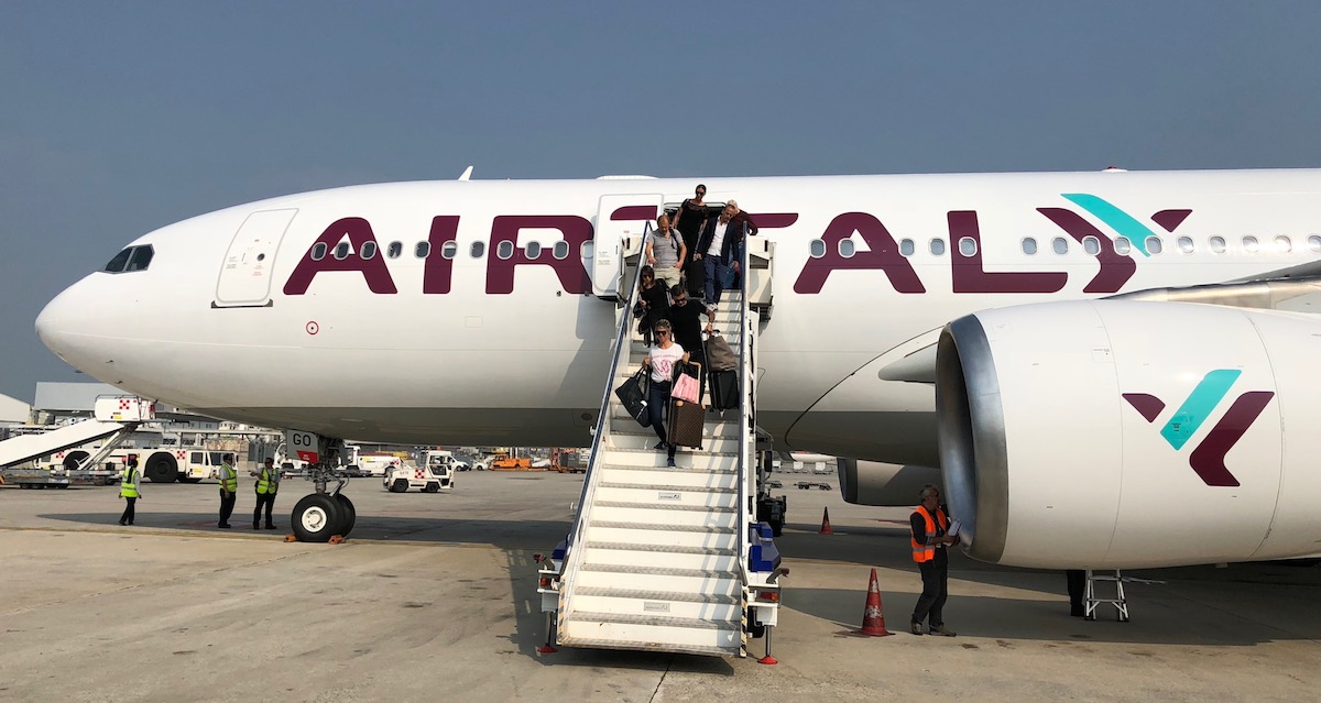 Air Italy Reports MASSIVE Losses
