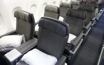 American 737 Max Business Class – 3