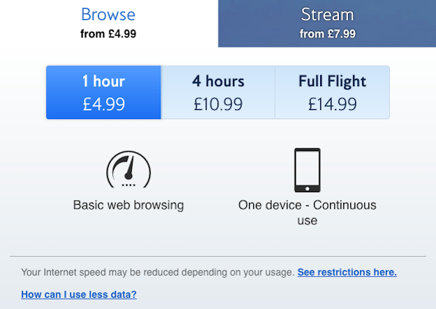 Wifi On British Airways: What You Need To Know | One Mile at a Time