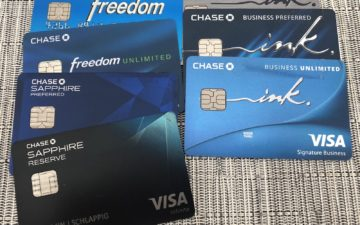 Chase Credit Cards 4