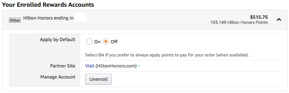 Great Deal: Potentially Redeem Hilton Points For 0 5 Cents Each