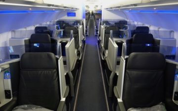 Jetblue Mint – 1
