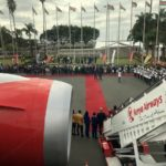 Kenya Airways Inaugural