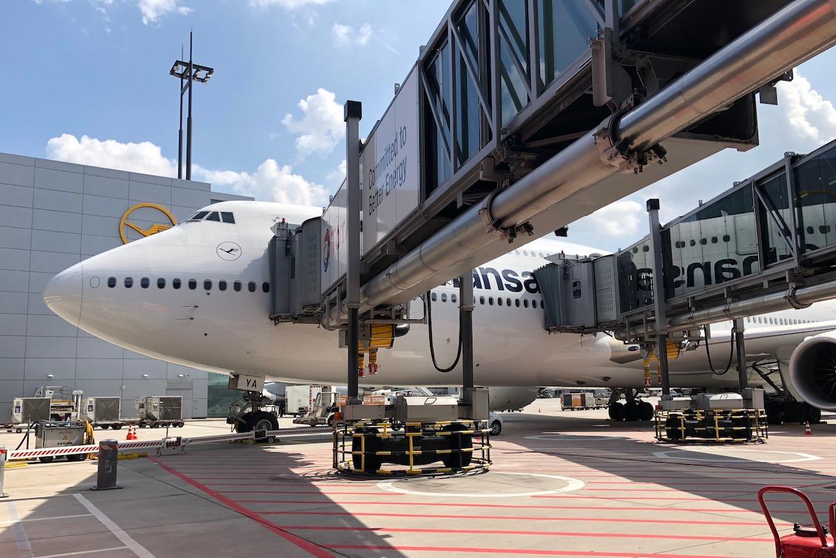 Lufthansa 747 8 First Class 3