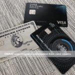 Premium Credit Cards Watermark