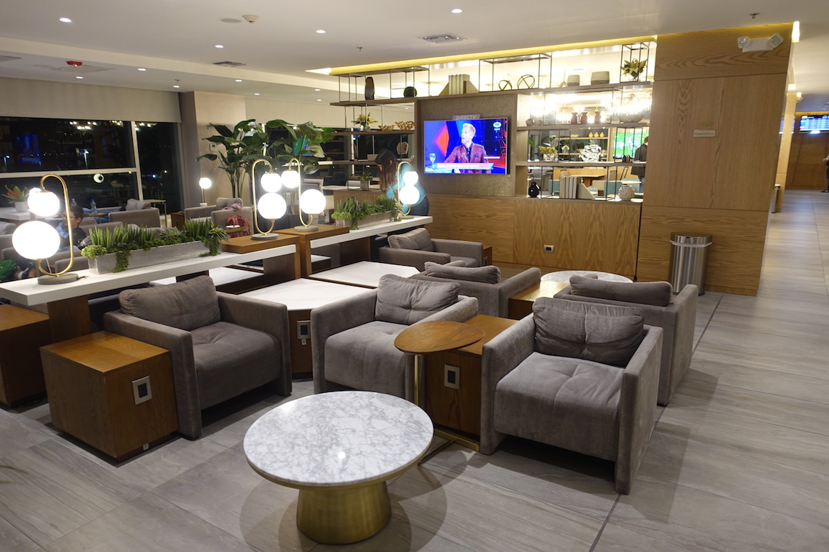 Quito Airport Lounge 13