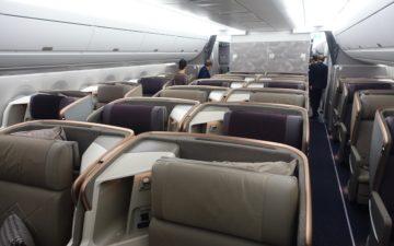 Singapore A350 900ulr – 1