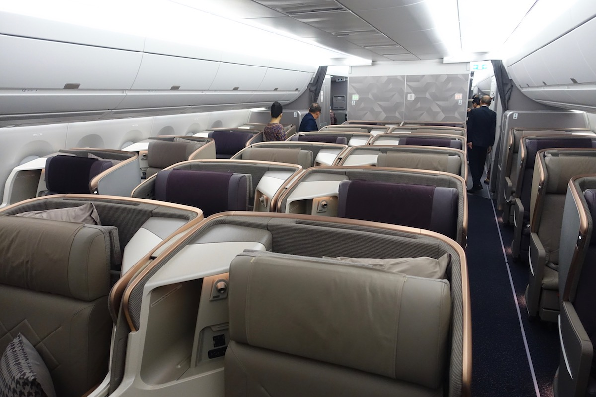 Confirmed: Singapore Airlines\' New Seattle Flight Launching ...