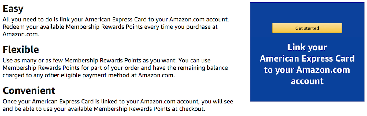 Amazon Shop With Points: How It Works | One Mile at a Time