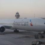 American 777 300er 1