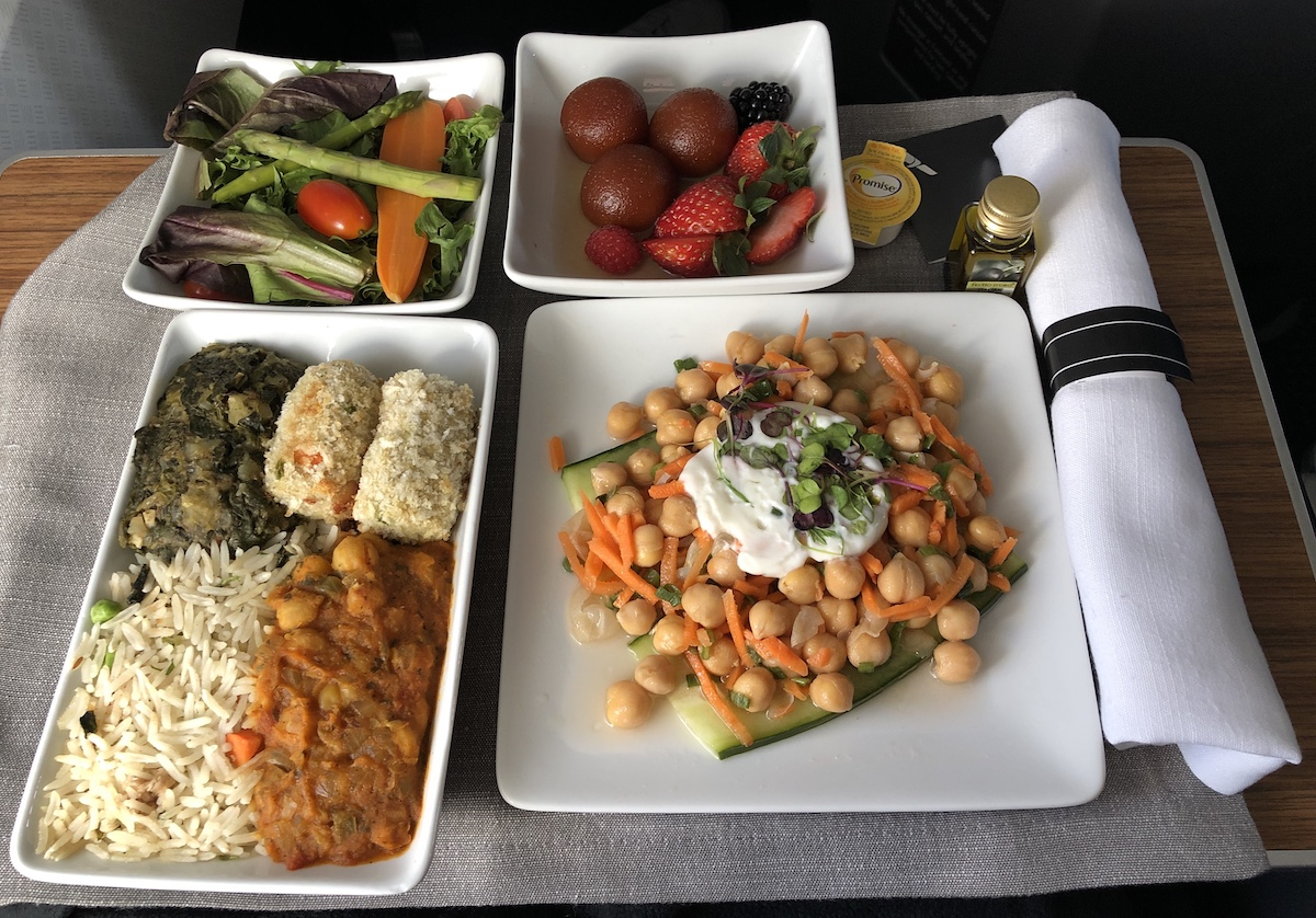 My Favorite Meal On American Airlines, Ever